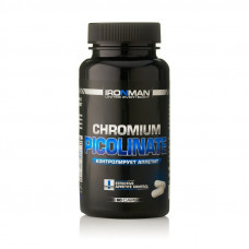 Ironman Chromium Picolinate 30к