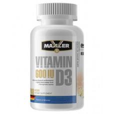 Maxler Vitamin D3 240к