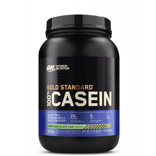 Optimum Nutrition 100% Casein Protein 908г