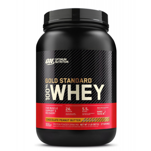 Optimum Nutrition 100% Gold Standard Whey 908г