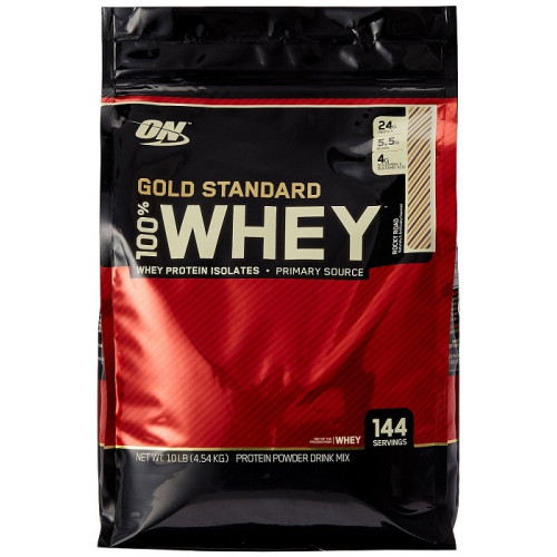 Optimum Nutrition 100% Gold Standard Whey 4540г
