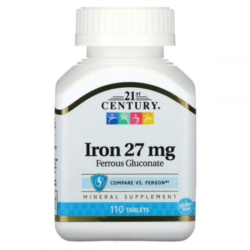 21st Century Iron 27 mg 110т