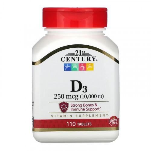 21st Century D3 10000 110т