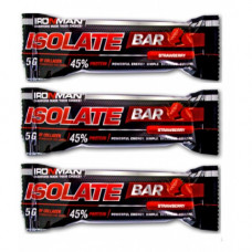 Ironman Isolate Bar 50г