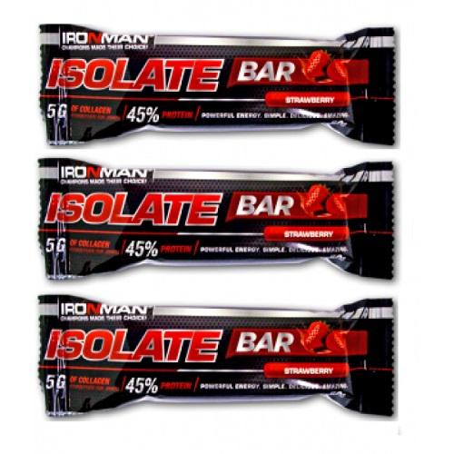 Ironman Isolate Bar 50г