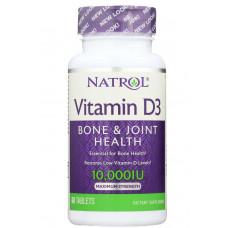 Natrol Vitamin D3 5000ME 90т