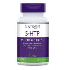 Natrol 5-HTP 50мг 45т