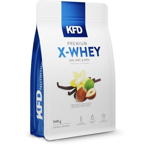 KFD Nutrition Premium X-Whey 540г