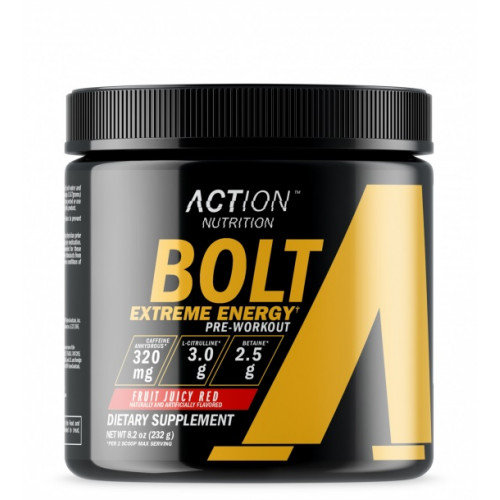 Action Nutrition BOLT 232г