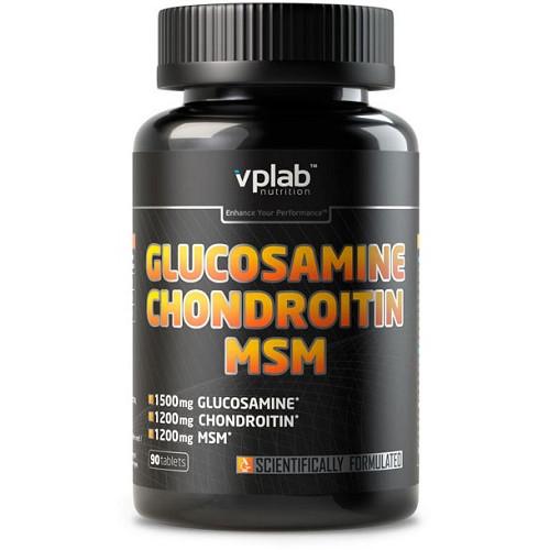 VP Laboratory Glucosamine Hondroitine MSM 90t