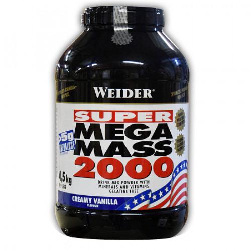 Weider Mega Mass 2000 4500г