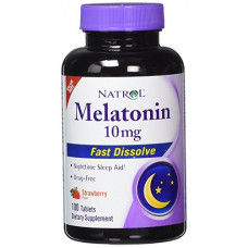 Natrol Melatonin FD 10mg 60т