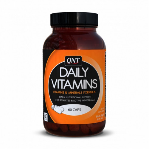 QNT Daily Vitamins 60к