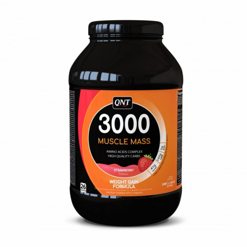 QNT 3000 Muscle Mass 1300г
