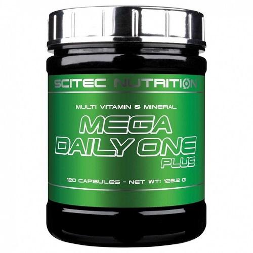 Scitec Nutrition Mega Daily One Plus 120к