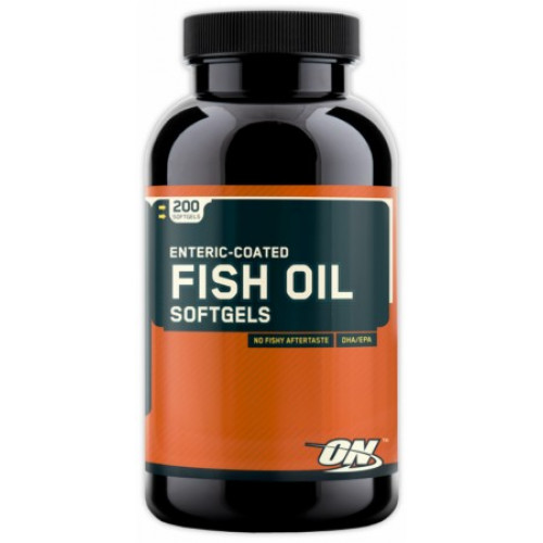 Optimum Nutrition Fish Oil 200сг