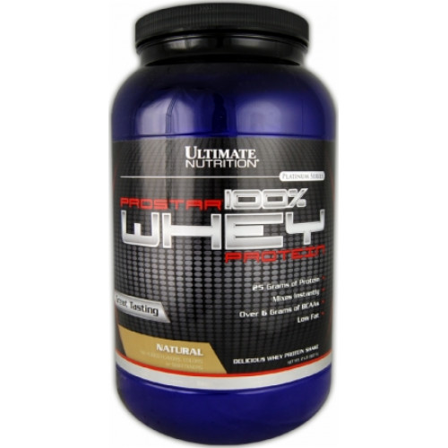 Ultimate Nutrition Prostar Whey 908г