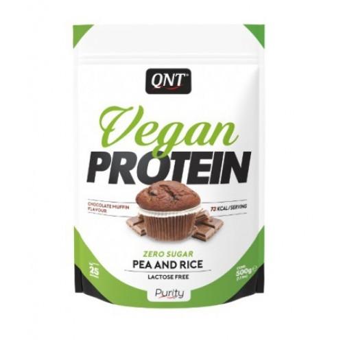 QNT Vegan Protein 500г