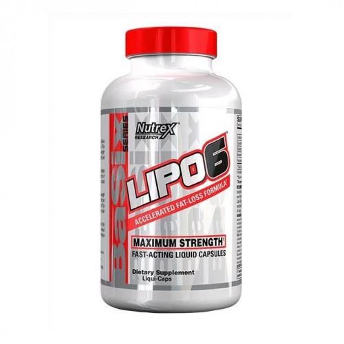 Nutrex LIPO 6 60к