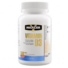 Maxler Vitamin D3 360т