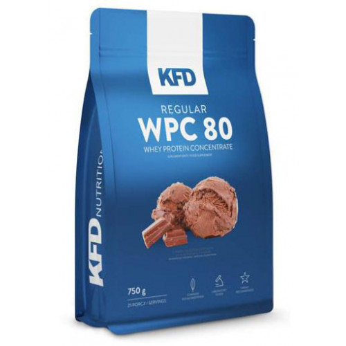 KFD Nutrition Regular WPC 80 750г