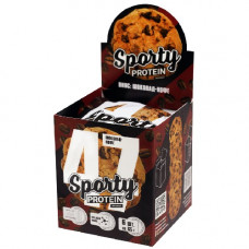 Sporty Protein Cookie 65г