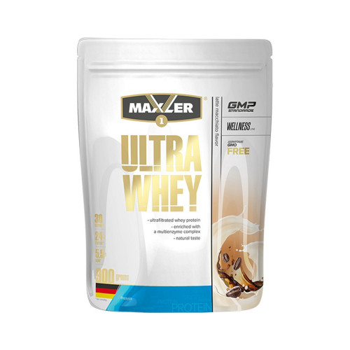 Maxler Ultra Whey 900г