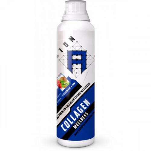 Atom Collagen Liguid Wellness 500мл