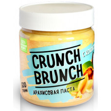 Crunch-Brunch Арахисовя паста 500г