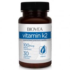 Biovea Vitamin K2 100mcg 30к