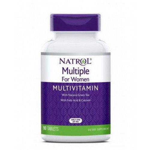 Natrol Multiple For Women 90т